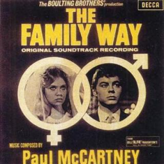 Family Way  - OST, Soundtrack [CD album]